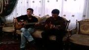 اجرای بسیار زیبای آهنگ گناهی ندارم و رگ خواب (محسن یگانه) تو