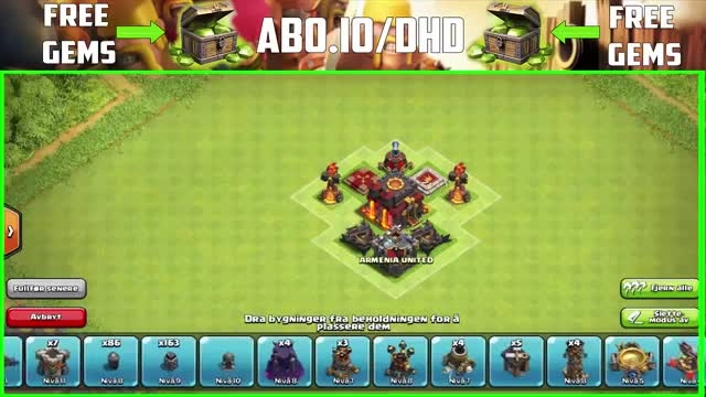 base town hall **10** clash of clans(war)M