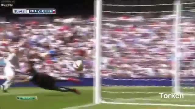 ♟ 5 گل کریستیانو رونالدو در یک بازی ♟