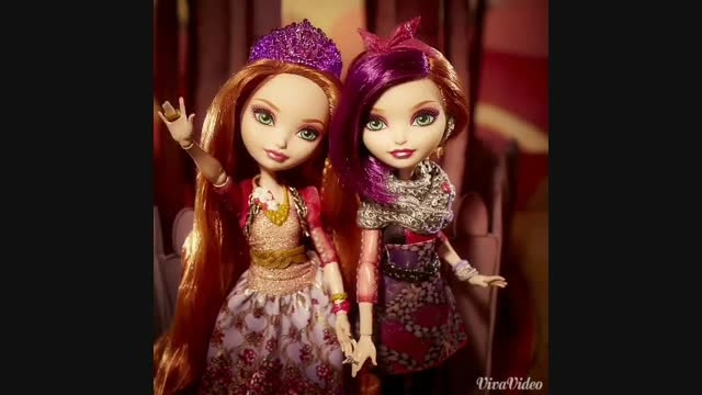 EVER AFTER HIGH _ Doll