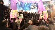 اجرای گروه تواشیح نجم الهدی و شمس الهدی به مناسبت دهه فجر