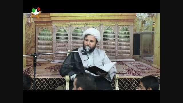کلیپ بسیار زیبا تفاوت ایمان و یقین|حجت الاسلام مولایی
