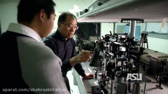 شهر سخت افزار: اولین لیزر سفید دنیا