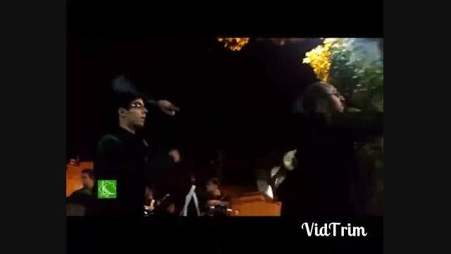 شب شهادت امام علی(ع) هیئت زنجیرزنان محله چالکا دماوند