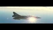 مانور جنگنده میراژ