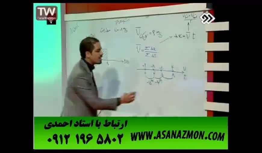 آموزش و تدرس درس فیزیک - کنکور ۲۸