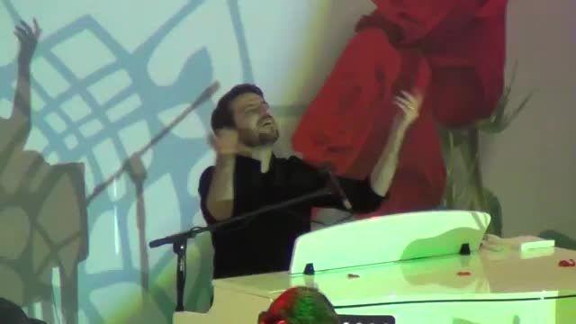 سامی یوسف-اجرای ترانه حسبی ربی در کنسرت غازی آنتپ ترکیه