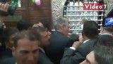 احمدی نژاد در مصر در حرم حضرت زینب (س) و ابراز احساسات مصری ها به او