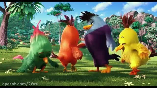 پرندگان خشمگین - شماره 1