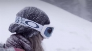رقابت جذاب مابین مک لارن اسپایدر با اسکی باز