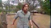 دنیل برایان در باغ وحش
