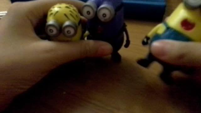 عروسک های مینیون بامزه1