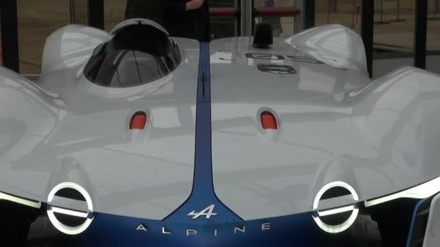 رونمایی از منحصر بفرد ترین مدل رنو ALPINE