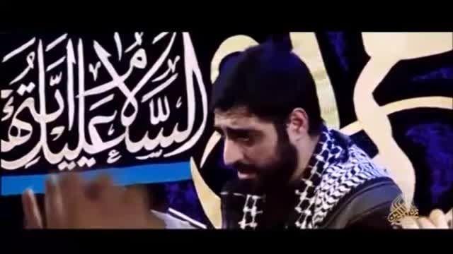 حاج سید مجید بنی فاطمه شب دوم فاطمیه دوم ریحانه الحسین