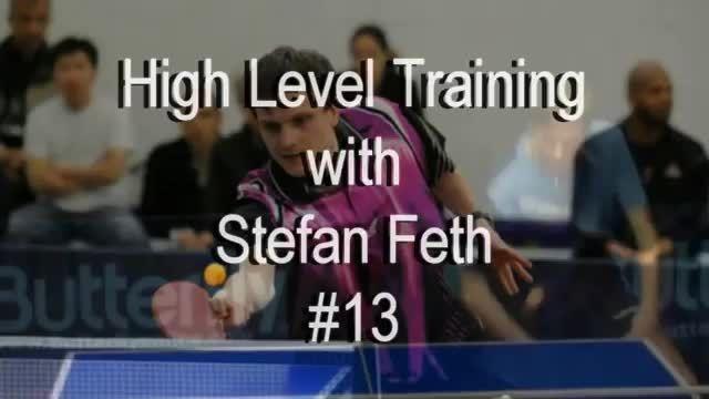 تمرینات آموزش تنیس روی میز باترفلای