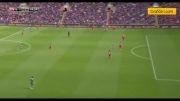 گل های بازی لیورپول 2 - 1 نیوکاسل