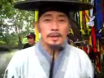 پشت صحنه سریال بک دونگ سو دلاور