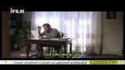 بازی احسان خواجه امیری در سریال میوه ممنوعه-خواندن و ارگ زدن احسان