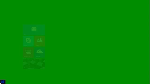 مخفی و نمایش آیکون های دسکتاپ در ویندوز 8.1 و7 و 10...