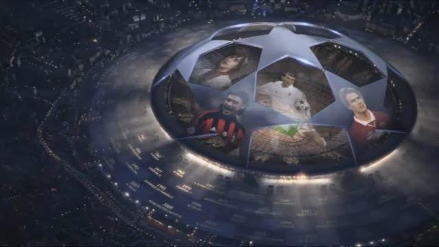 ویدیوی جدید لیگ قهرمانان اروپا برای PES 2015