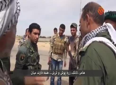 مستند جنگ با داعش روایتی از عملیات آزاد سازی تکریت عراق