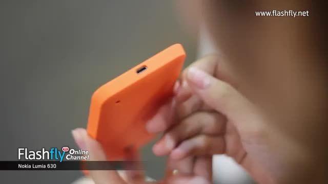 بررسی نوکیا لومیا ۶۳۰ nokia lumia 630