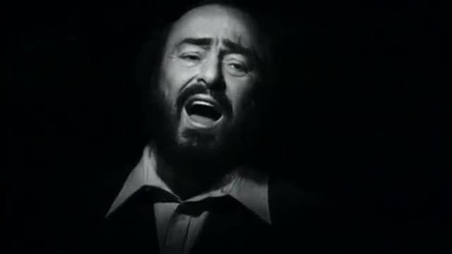 آهنگ فوق العاده زیبا التون جان و لوچیانو پاواروتی