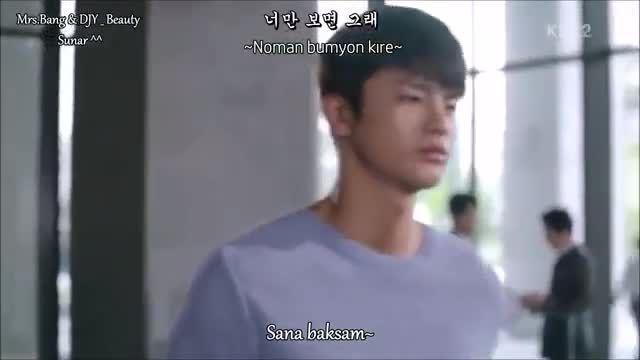 موزیک ویدیو سریال به خاطر سپردمت(سلام هیولا)