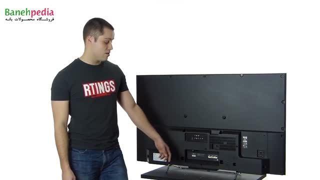 نقد و بررسی تلویزیون w800b سونی