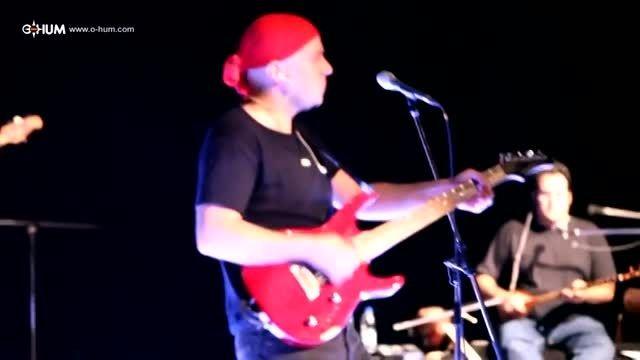 اجرای زنده قطعه «دیده دریا کنم» توسط گروه اوهام