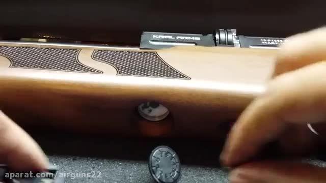 تفنگ بادی (pcp)کرال پانچر