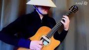 گیتار نوازی بسیار زیبا و شنیدنی