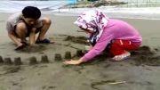 سونامی در دریای خزر