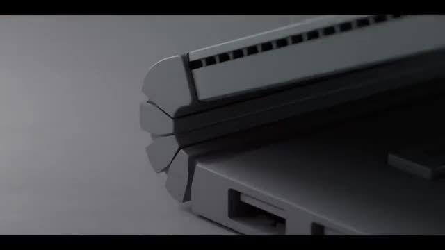 اولین آگهی ویدیویی سرفیس بوک مایکروسافت