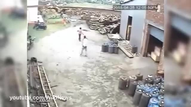 زلزله ی تکان دهنده ی نپال