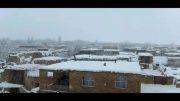بارش برف/روستای ورچه.2