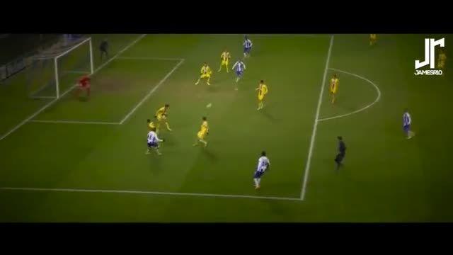 حرکات و گل های برتر جکسون مارتینز (بازیکن جدید اتلتیکو)