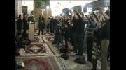 فیلم عزاداری شب ششم محرم روستای لیالمان-لاهیجان 1393  2