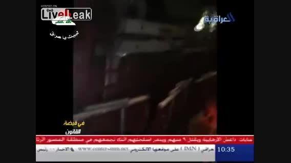 کشف مقر و هلاکت یک قلاده ارشد داعش توسط سربازان عراق