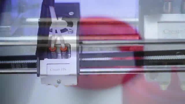 ساخت بلبرینگ با پرینتر سه بعدی