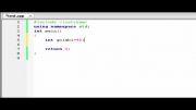 آموزش فارسی برنامه نویسی به زبان C++ قسمت 6