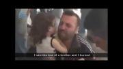 نفرین به جنگ/موزیک ویدیوی کاروان زایران صلح سوریه