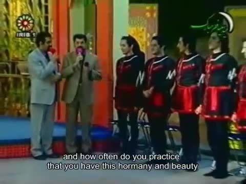 شبکه سهند ، فیلم کامل رقص آذربایجانی اوتلار Azeri Dance