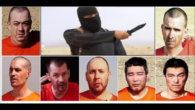 """سوپر اِستار داعشی ها """"جان جهادی"""" هم کشته شد..عراق-سوریه"""