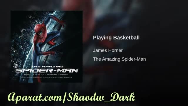 The Amazing Spider-Man Film OST | Playing Basketball