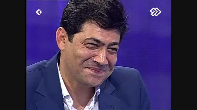 جوک ها و شومنی های باحال و دیدنی حسن ریوندی