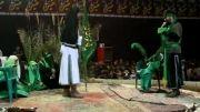 وداع حضرت اباالفضل با امام حسین علیه السلام-سایت محبان مهدی