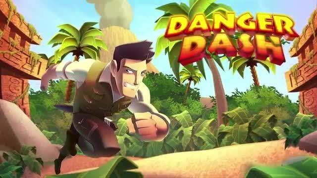 ویدئو اپلیکیشن Danger Dash