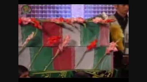 روضه حضرت عبدالله فرزند امام حسن مجتبی علیه السلام