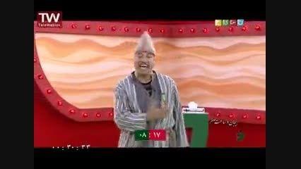 اجرای استند آپ کمدی علیرضا خمسه در مسابقه خنداننده برتر